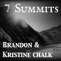 7 Summits - Brandon and Kristine Chalk